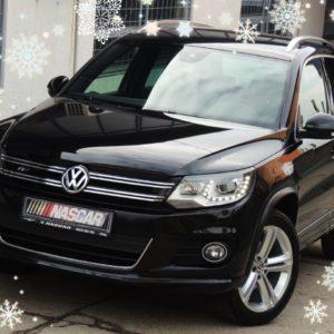 VW Tiguan 2.0d 4Motion R-Line 2014