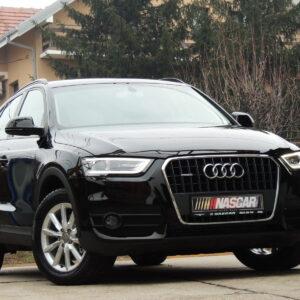 Audi Q3 2.0Tdi S-tronicQuatt 2014. god.