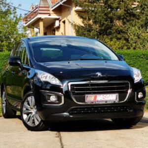 Peugeot 3008 1.6eHdiBussinesNav 2014. god.
