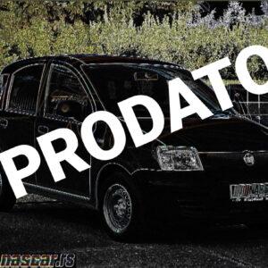 Fiat Panda 1.2b Van 2011. god.  PRODATO