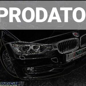 BMW 320 d xDrive Automa CH 2014. god. PRODATO