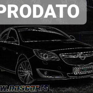 Opel Insignia 2.0Cdti Sportive Xenon 2015. god.   PRODATO