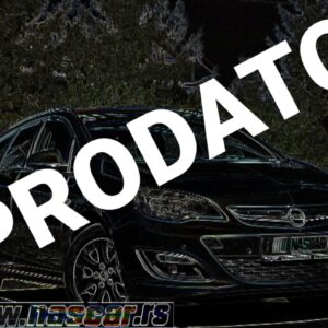 Opel Astra J 1.7Cdti Business Navi 2014. god.