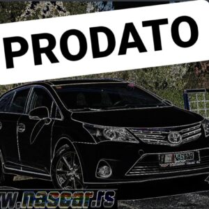 Toyota Avensis 2.0D4-D CrossSportE5 2013. god.