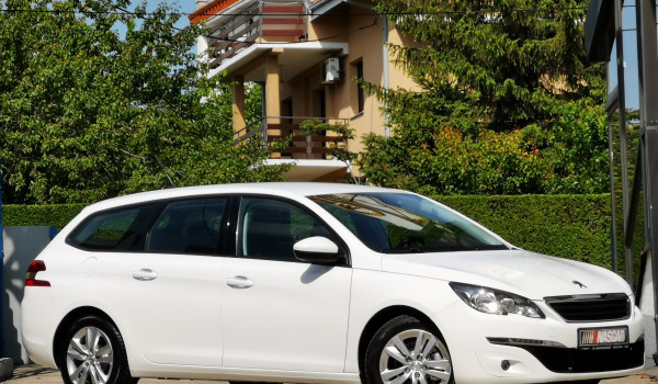 PEUGEOT 308 1.6 BlueHdi Navi Led 2016. god. PRODATO