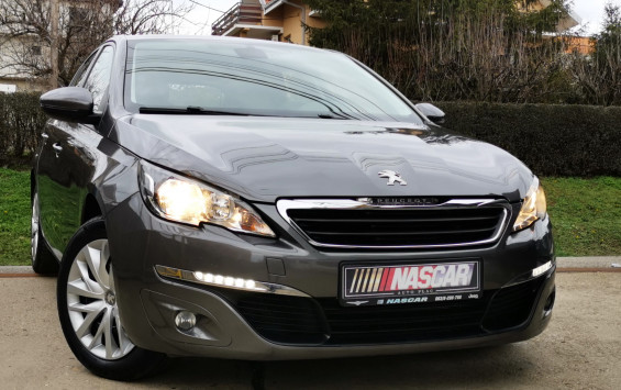 Peugeot 308 1.6BlueHdi Nav N1 2016. god.
