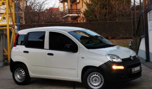 Fiat Panda NEW 1.3MJet Van Klima 2015. god.