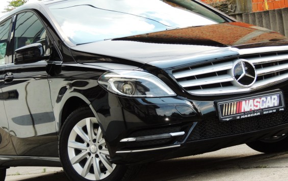 Mercedes Benz B 180 CDI  Executive Xenon10.2013