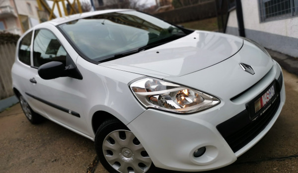 Renault Clio New1.5Dci Long Life 2013. god.