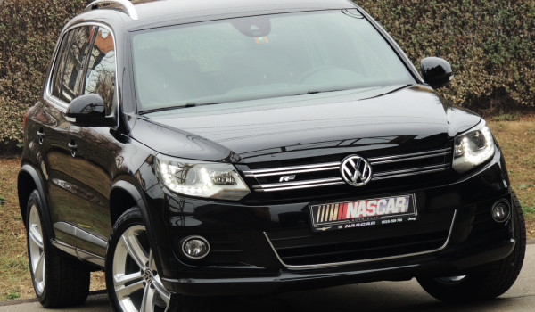 VW Tiguan 2.0d 4Motion R-Line 2014