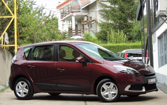 Renault Scenic 1.5DciEcoExpression 2012