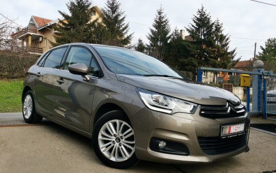 Citroen C4 1.6BlueHdi Millenium 2016. god.