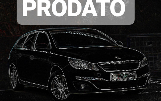 Peugeot 308 1.6BlueHdi Business 2015. god. PRODATO