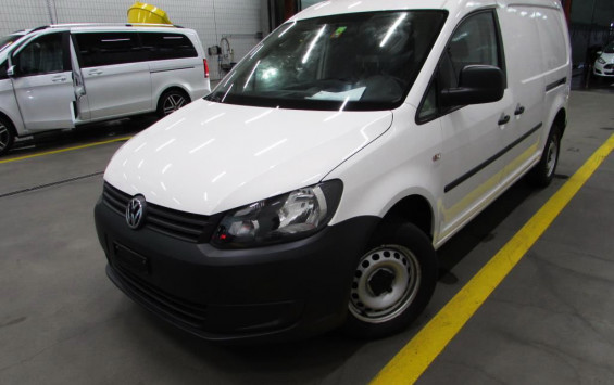 Volkswagen Caddy Maxi 1.6Tdi CH 2014. god.