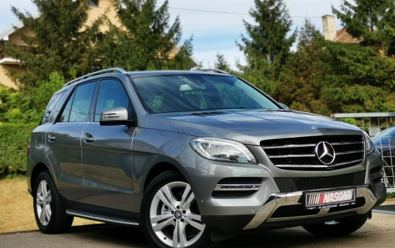 Mercedes Benz ML 250 Bluetec Sport 4Matic 2014. god.