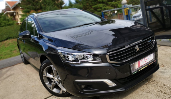 Peugeot 508 2.0Bluehdi Led Panorama 2015.god.