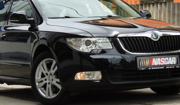 2011 Škoda Superb GreenLine 10.2011  PRODATO