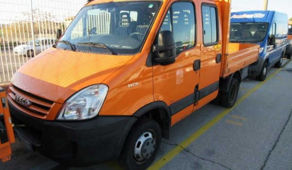 Iveco Daily Putar 2.3Hpi