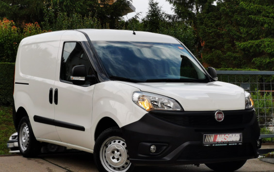 Fiat Doblo 1.3 Multijet 2016. god.