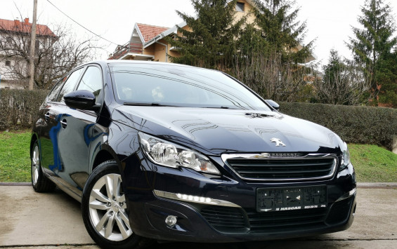 Peugeot 308 1.6BlueHdi Business 2017. god.