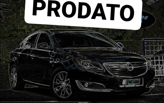 Opel Insignia 2.0 Cdti BusinessNav 2015. god.  PRODATO
