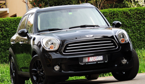MINI Countryman Cooper D 1.6d All4 Navi CH PRODATO