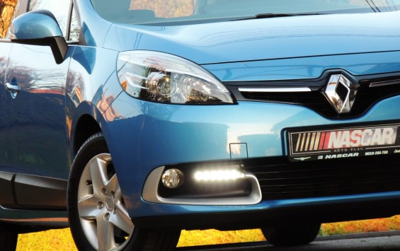2013 Renault Scenic 1,5 Dci Business Navi