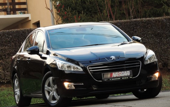 Peugeot 508 2.0Hdi BusinessNavi 2012