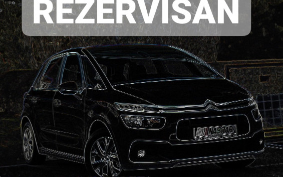 Citroen C4 Picasso 1.6BlueHdi 2016. god.