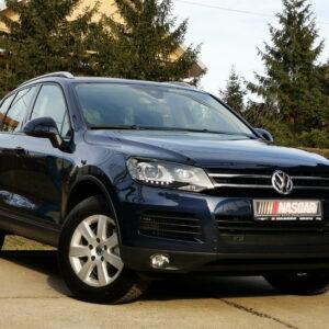 Volkswagen Touareg 3.0Tdi Airmatic CH 2013. god.